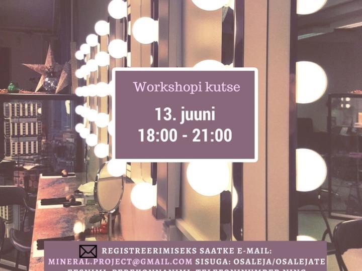 Kutsume teid 13. juunil Bellapierre'i workshopi!