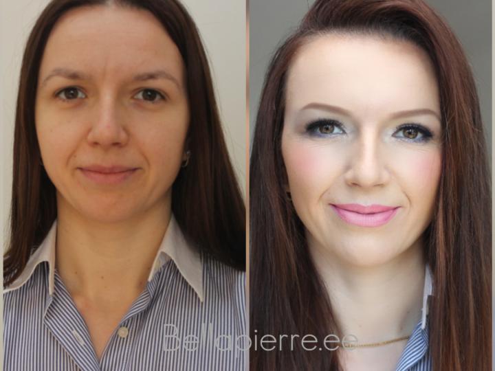 Волшебство минерального макияжа
