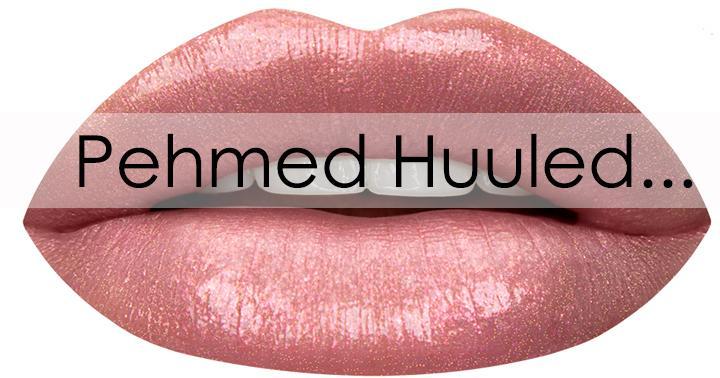 Milline on pehmete ja hooldatud huulte saladus?